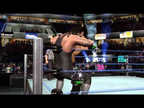 WWE SUPERSTARS: Undertaker vs Miz, Daniel Bryan vs Rey Mysterio Part 2/2 (see video description)