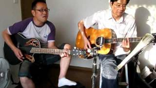 getlinkyoutube.com-YAZAWA yazawa 矢沢 永吉 ILOVEYOU,OK  アンプラグドな感じでカバー^^