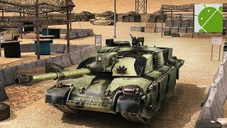 getlinkyoutube.com-Tank Future Battle Simulator - Android Gameplay HD