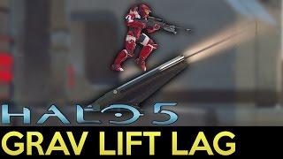 Halo 5: Guardians - Grav Lift Lag Montage