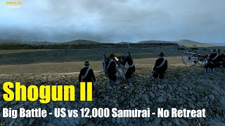 getlinkyoutube.com-Shogun 2 Big Battle Fort Wagner 4,400 US Marines vs 12,000 Samurai