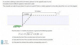 getlinkyoutube.com-Crocodile Maths Problem That Stumped Scottish Students