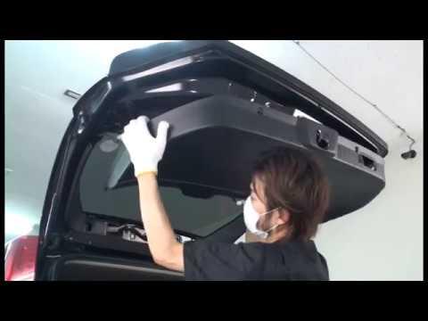 Где в Mazda CX-5 датчик открывания двери