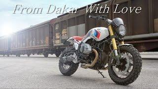 getlinkyoutube.com-Cafe Racer (BMW R nineT Scrambler by Luis Moto)