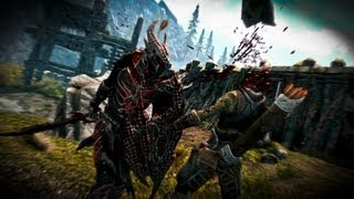 getlinkyoutube.com-Skyrim - Where to Find Awesome Armour/Weapons at the Beginning
