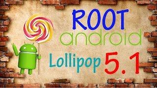 getlinkyoutube.com-Как получить root (рут) права на Android (Андроид) 5.0 5.1 и SuperSu без ПК