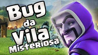 getlinkyoutube.com-Vila misteriosa ou Bug ? - Clash of Clans