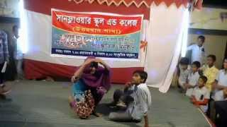 getlinkyoutube.com-O TunTuni Tomay Daki Sudhuni by Sunflower School And College Uttarkhan Branch