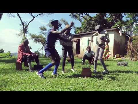 Manala and Friends dancing Free Style by Eddy Kenzo @EddykenzoUg