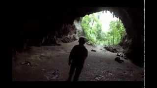 getlinkyoutube.com-Cueva de La Quebrada del Toro Estado Falcon Venezuela