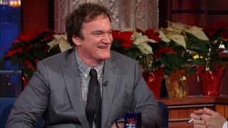 BREAKING: Quentin Tarantino Loves Rom-Coms