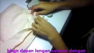 getlinkyoutube.com-cara jahit baju kurung budak