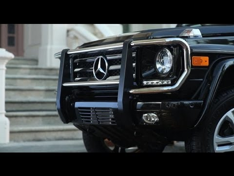 2013 G-Class Walk Around -- Mercedes-Benz Off-Road Luxury SUV