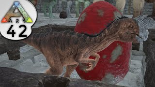 getlinkyoutube.com-ARK: Survival Evolved - NEW PATCH OVIRAPTOR TAMING - S2E42 - Let's Play Gameplay