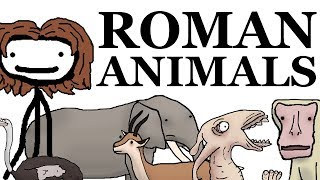 Exotic Animals in Ancient Rome