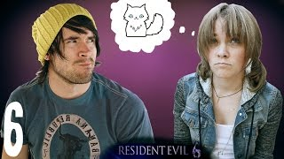 QUE SIGNIFICA MIERDA? | Resident Evil 6 (6) - lele