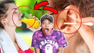 10 THINGS YOU DO EVERYDAY THAT COULD KILL YOU!!!