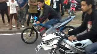 getlinkyoutube.com-Balap LIAR DELTA MAS ninja vs FU Andol MAGELANG