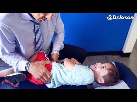 Chiropractic với trẻ em