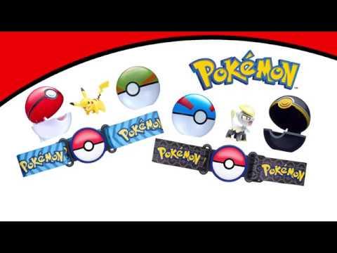 Pokemon Clip N Go Poke Ball Belt Set - Assorted*