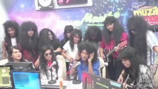 Baiduri Cintaku - White Guns ft Rockers Sabahan