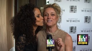 getlinkyoutube.com-The Fosters Lesbian Parents SHERRI SAUM & TERI POLO!