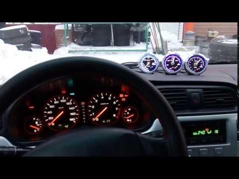 Subaru Legacy EJ206 twinturbo левый руль