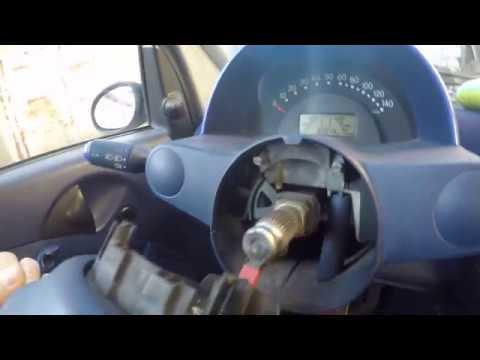 Smart 450 ставим ровно руль