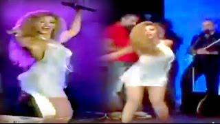 getlinkyoutube.com-رقص مثير للمطربة ميريام فارس Arab hot dance
