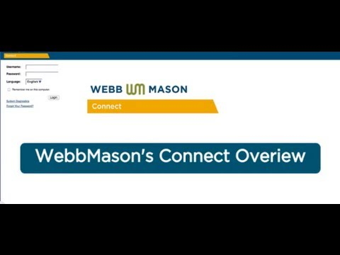 WebbMason Visits The Bangladesh Team · WM Connect Overview