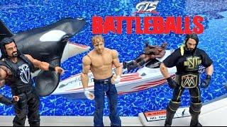 getlinkyoutube.com-GTS WRESTLING: BATTLEBALLS! WWE Battleground Figure Animation Parody PPV