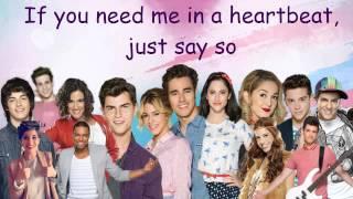 getlinkyoutube.com-Violetta - Friends 'till the End (Lyrics-Letra)