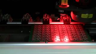 Laser PCB Depaneling using CO2 | CMS Laser