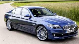 getlinkyoutube.com-[4k] 335 km/h BMW Alpina B5 Biturbo Edition 50 ALL OUT (indicated=319 km/h GPS) German Autobahn