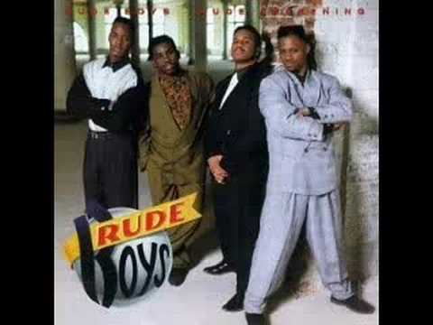 Rude Boys - Written All Over Your Face