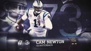 getlinkyoutube.com-#73 Cam Newton  (QB, Panthers) | Top 100 Players of 2015