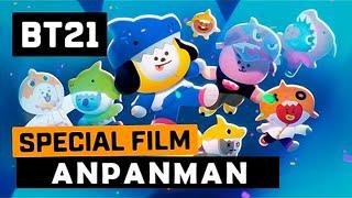 BT21 (방탄21) 'ANPANMAN' FMV