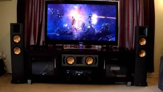 getlinkyoutube.com-my home theatre set up 2