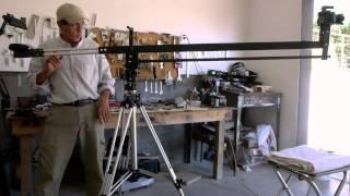getlinkyoutube.com-How to use 7 foot jib/crane - Model U-8400