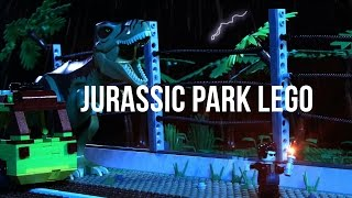 getlinkyoutube.com-LEGO JURASSIC PARK
