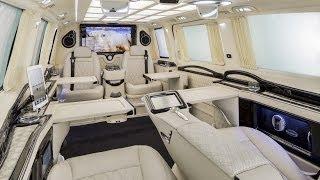 getlinkyoutube.com-Mercedes-Benz Viano by Klassen 1 milion euro van Interviu (RUS)