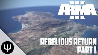 getlinkyoutube.com-ARMA 3: Altis Life — Rebelious Return — Part 1 — Bottom Feeders!
