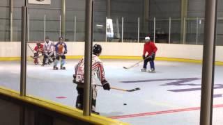 getlinkyoutube.com-Inline Hockey Slapshot