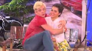 getlinkyoutube.com-raia - ross lynch and maia mitchell - angels