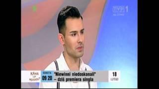 getlinkyoutube.com-Damian Maliszewski & Majka Jeżowska - Niewinni niedoskonali - Premiera telewizyjna 18.02.2012r.