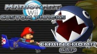 getlinkyoutube.com-Mario Kart Wii - Custom Tracks | Chain Chomp Cup