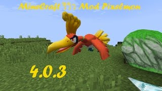 getlinkyoutube.com-MineCraft รีวิว Mod Pixelmon 4.0.3 โฮโอมาแล้วจ้า
