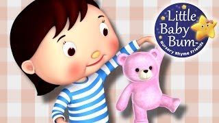 getlinkyoutube.com-Teddy Bear Teddy Bear | Nursery Rhymes by LittleBabyBum!