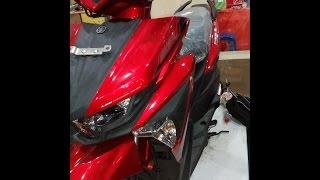 getlinkyoutube.com-PlusMinus Yamaha Soul GT 125 FI - BlueCore - Merah