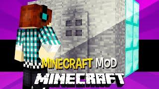 getlinkyoutube.com-Minecraft: Blocos Secretos e Camuflados !! - SecretRoomsMod